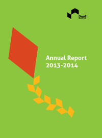 Dwell Annual Report 2013-2014
